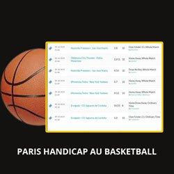 paris handicap au basketball