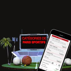 Les catégories de paris sportifs disponibles
